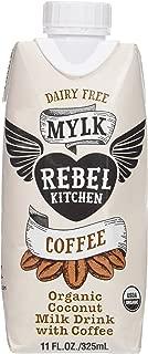 Rebel Kitchen Coconut Milk Drink, Coffee, 11 Fluid Ounce