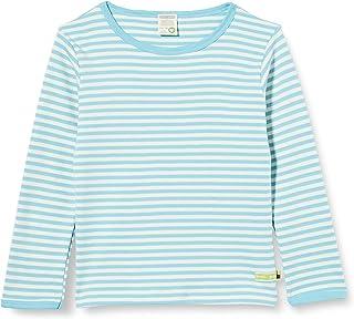 Loud + Proud Shirt Streifen, Gots Zertifiziert Mixte Enfant