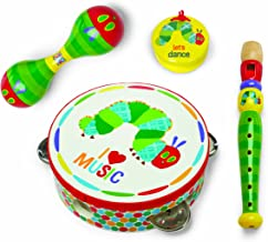 World of Eric Carle, The Very Hungry Caterpillar Instrument Gift Set Box