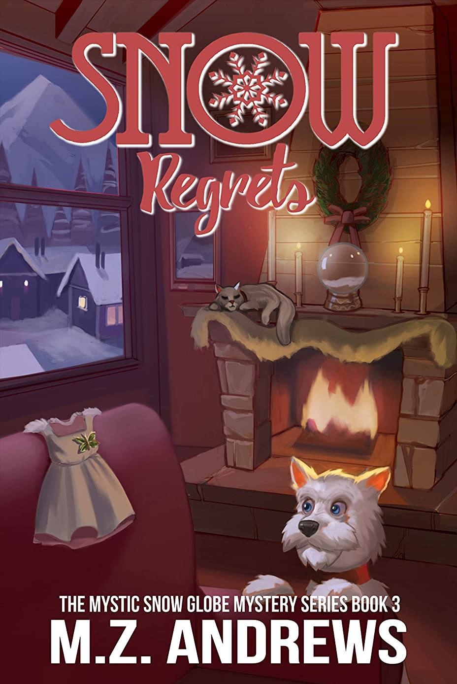 参照する乱気流アーカイブSnow Regrets: A Mystic Snow Globe Romantic Mystery (The Mystic Snow Globe Mystery Series Book 3) (English Edition)