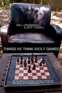 Things We Think About Games