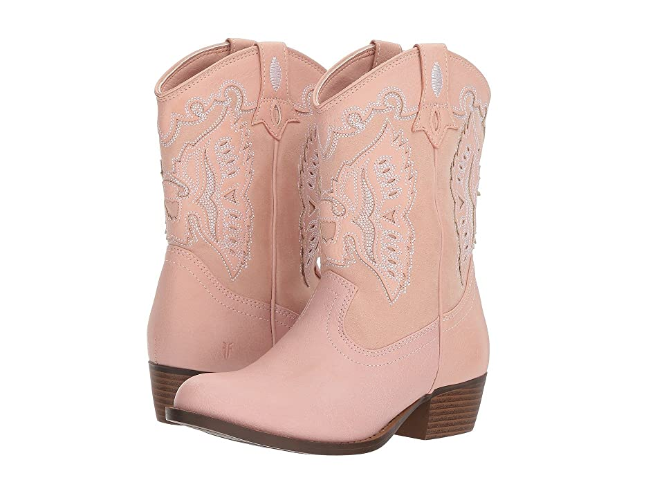 Frye Kids Carson Firebird (Little Kid/Big Kid) (Pink) Girl