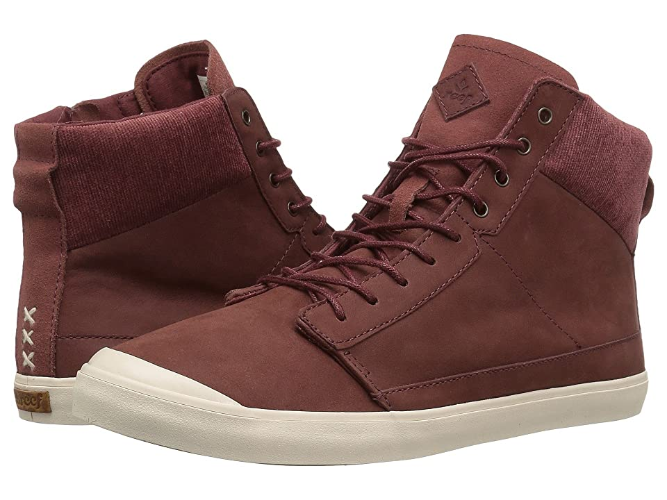 Reef Walled Hi LE (Brick) Women