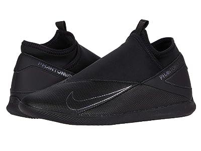 Nike Phantom VSN 2 Club DF IC (Black/Black) Soccer Shoes