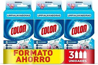 Colon Limpialavadoras - Limpiador lavadora y antiolor -