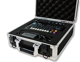 Analog Cases UNISON Case for Elektron Digitakt/Digitone or comparable Drum Machines/Synthesizer (carrying case, aluminium ...