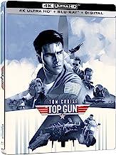 Top Gun (4k UHD + Blu-ray + Digital / Steelbook)