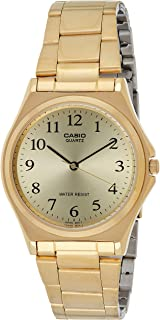 Casio Enticer for Men Analog Stainless Steel Watch