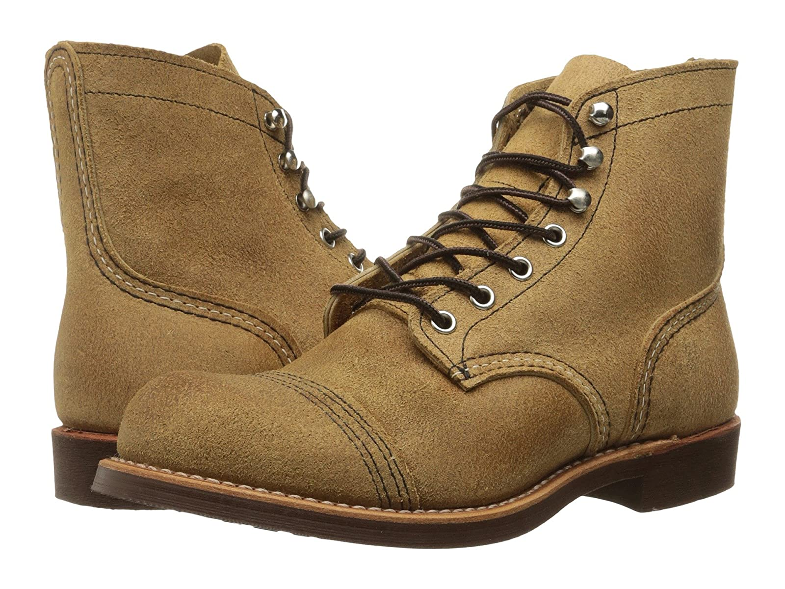 "Red Wing Heritage 6"" Iron Ranger LugEconomical and quality shoes"