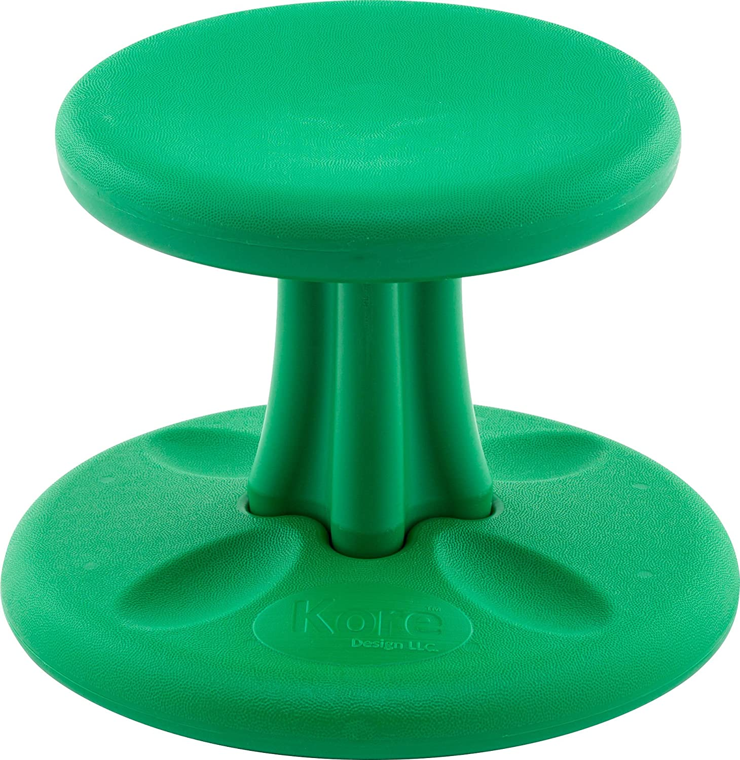 Purple Flexible Seating Stool for Toddlers Age Range 2-3 10in Tall Made in The USA Kore Kids Toddler Wobble Chair