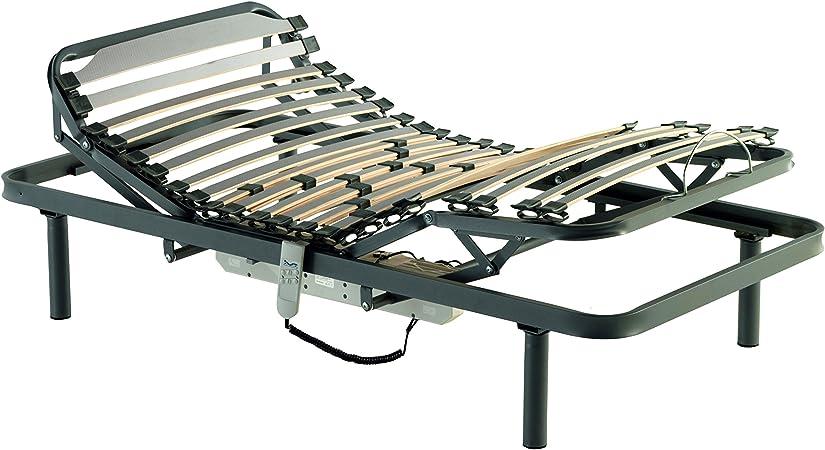 LA WEB DEL COLCHON - Cama Articulada Confort Plus 80x 180 cms.