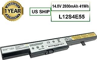 45N1184 Battery Fit for Lenovo Ideapad Eraser B50 B50-30 Touch B50-45 B50-70, L13L4A01 L12M4E55 L12S4E55, 14.8V 2800mAh 41Wh