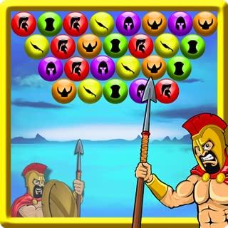 Spartans Bubble Shooter