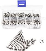 Alloy Steel 1//2-13 x 1 Quantity: 10 Thermal Black Oxide - Grub-Blind-Allen-Headless Screw Set Screws Cone Point
