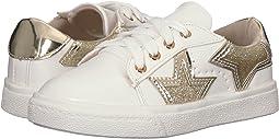 White/Gold Star