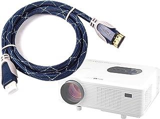 DURAGADGET Cable HDMI De Audio Y Vídeo para Monitor ASUS VX229H, VX239H, VX239W / Benq GL2460HM, GW2470HM, Zowie XL2411-1.4m - Conexiones Chapadas En Oro HD