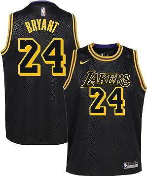 NIKE NBA Los Angeles Lakers Kobe Bryant Youth Swingman Jersey - City Edition