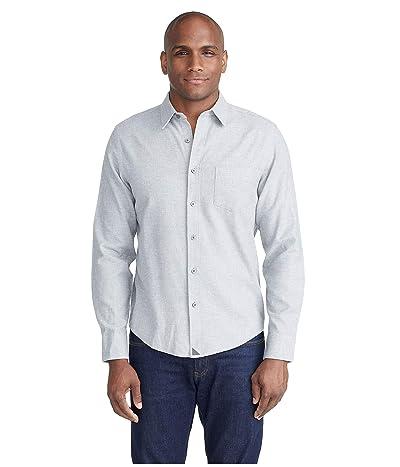 UNTUCKit Flannel Sherwood Shirt (Grey) Men