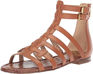 gladiator sandals with buckles