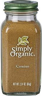 Simply Organic, Comino, 65 Gr.