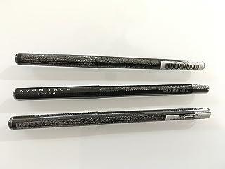 Lot of 3 - Avon Glimmersticks Waterproof Eye Liner - Blackest Night
