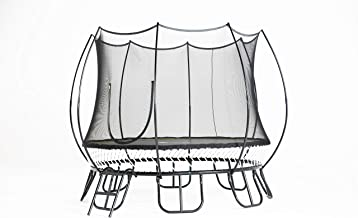 Free jump Trampoline | 10ft | Round | Springless Trampoline with Enclosure | Trampoline outdoor