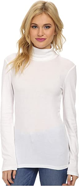 1x1 Long Sleeve Turtleneck