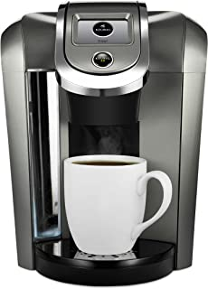 Keurig K500 Coffee Maker Single Serve 2.0 Brewing System with Top Needle Cleaning Maintenance Accessory and My K-Cup Reusa...