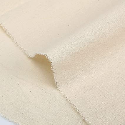 """70/"""" Wide FR Upholstery Calico Fabric 1m Lengths 178cm"""