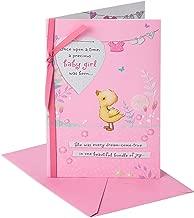 American Greetings Baby Girl Card (New Bundle of Joy)