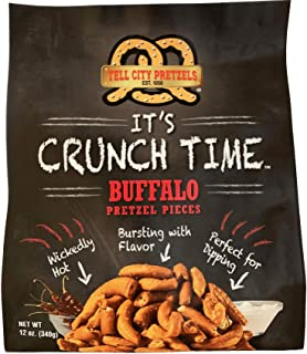 Best buffalo wing pretzel pieces Reviews