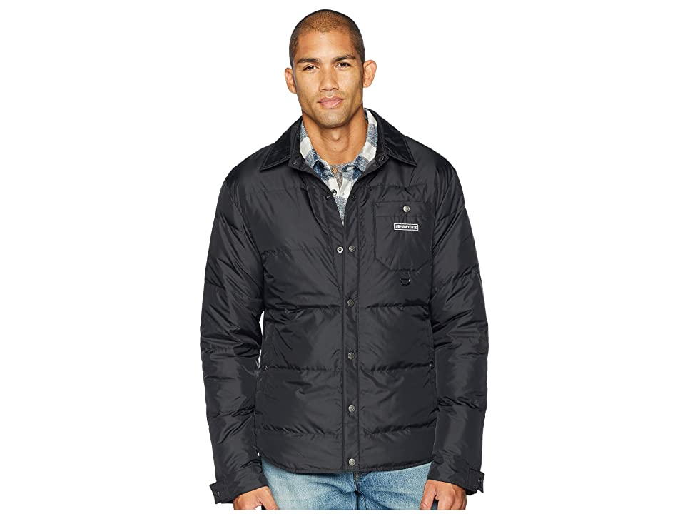 Obermeyer The Down Snowshirt (Black) Men