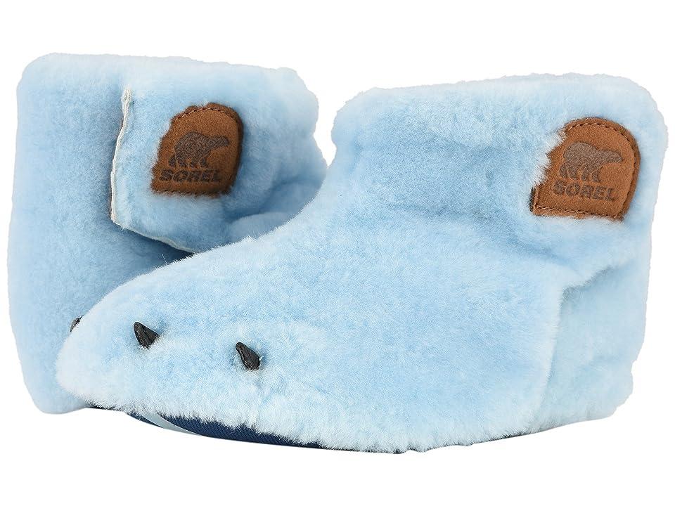 SOREL Kids Bear Paw Slipper (Toddler/Little Kid) (Oxygen/Carbon) Boys Shoes