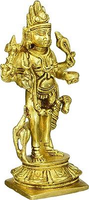 Bhairava - Brass Sculpture