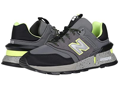 New Balance Classics 997 Sport (Castle Rock/Black) Men