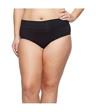 Nike Plus Size Full Bottom (Black) Women