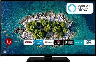 HITACHI U50K6000 127 cm (50 Zoll) Fernseher (4K Ultra HD, HDR10, Dolby Vision HDR, Triple Tuner, Smart TV, Works with Alexa, Bluetooth, PVR)