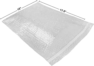 StarBoxes 50 Bubble Out Bags 15x17.5