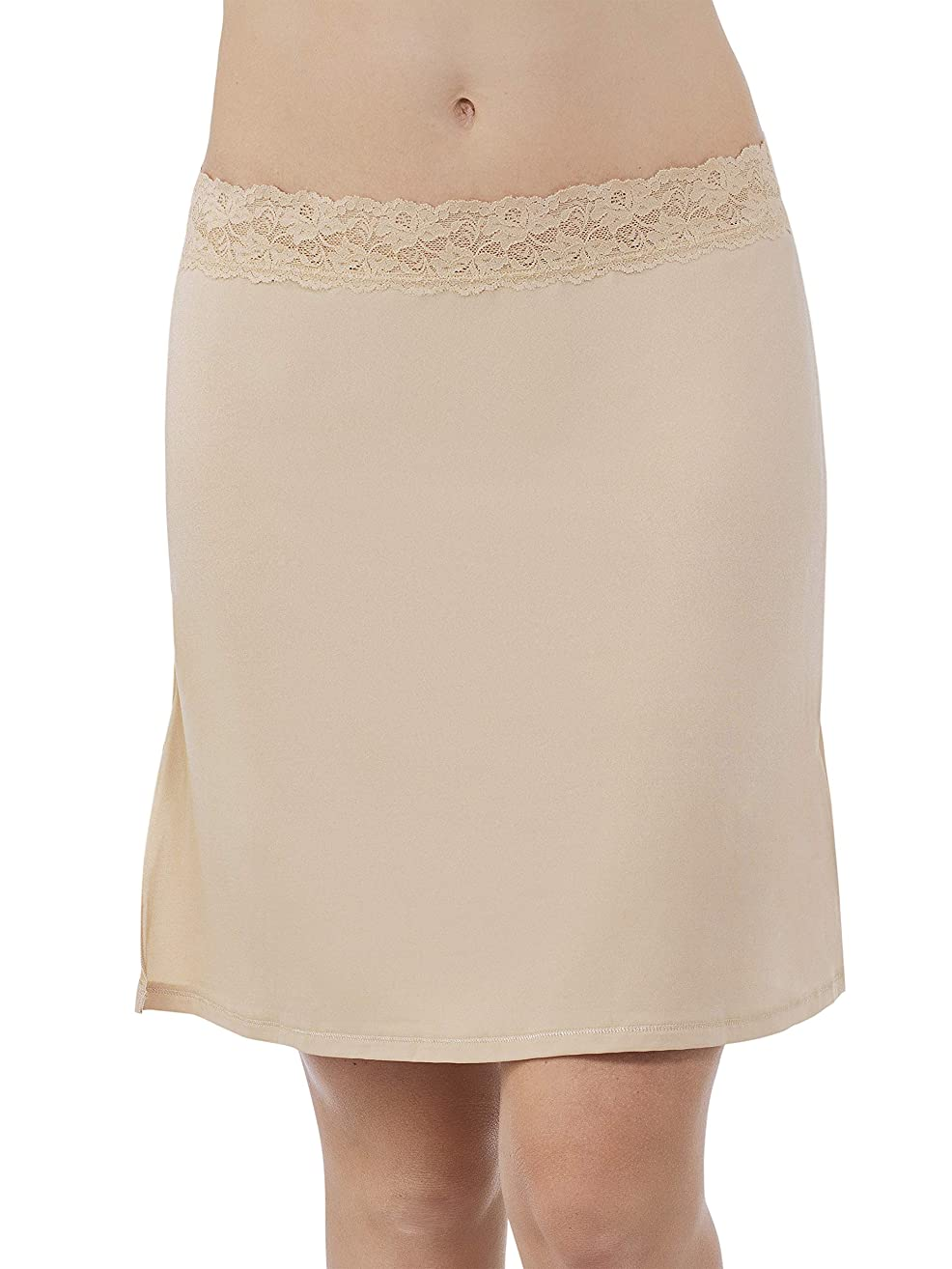 Vassarette Women's Adjustable Waist Half Slip 11073