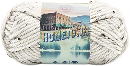 Lion Brand Yarn 135-302H Hometown Yarn, One Size