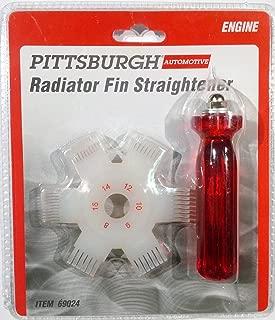 Radiator Fin Straightener