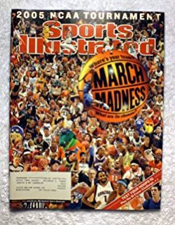 2005 NCAA Tournament - March Madness - Sports Illustrated - March 21, 2005 - College Basketball - SI