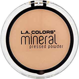 L.A. Colors Mineral Pressed Powder MP301 Light Ivory