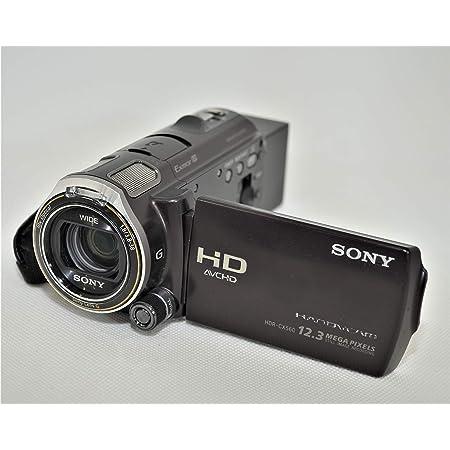 ソニー SONY デジタルHDビデオカメラレコーダー CX560V ブラウン HDR-CX560V/T
