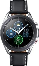SAMSUNG Galaxy Watch 3 (45mm, GPS, Bluetooth, Unlocked LTE) Smart Watch with Advanced Health Monitoring, Fitness Tracking,...