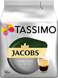 Bosch Tassimo Jacobs Espresso Ristretto T-Disc
