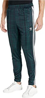 Tartan Track Pants Multicolor/Collegiate Navy XL