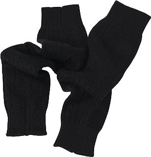 Cashmere Boutique: 100% Pure Cashmere Leg Warmers (6 Colors, One Size)