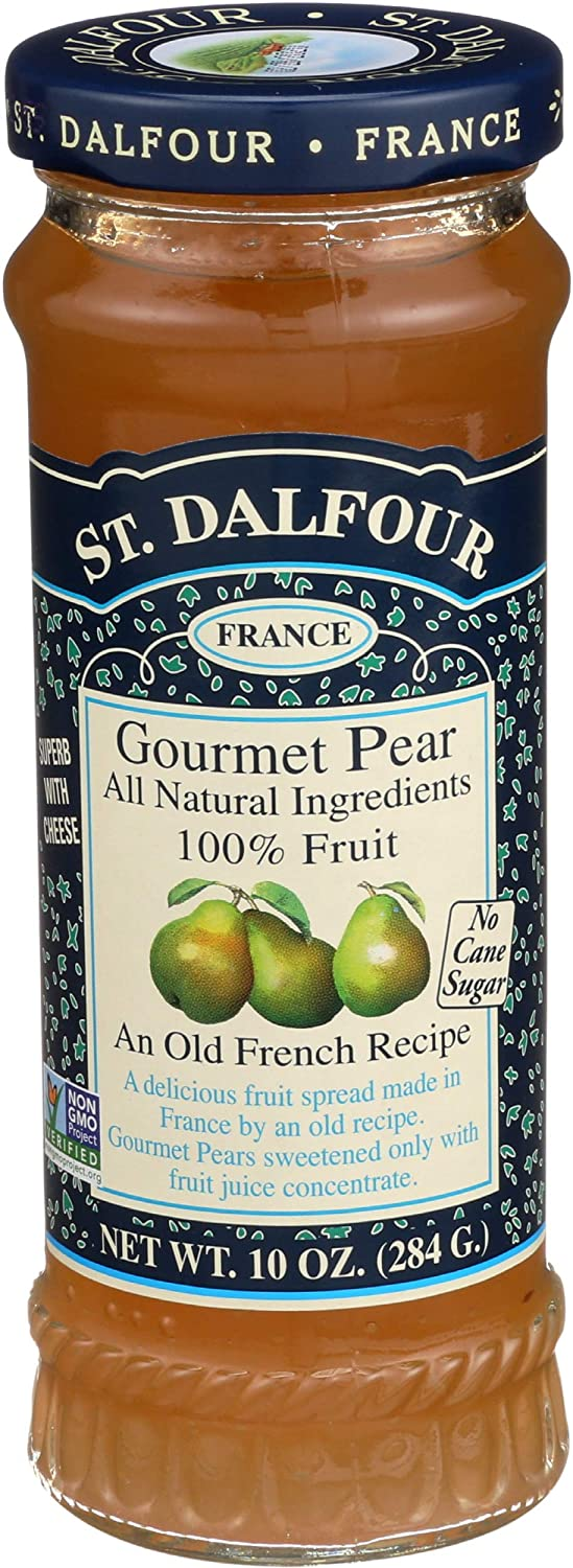 St Max 52% OFF Dalfour Fruit Spread Gourmet Max 53% OFF Ounce 10 Pear