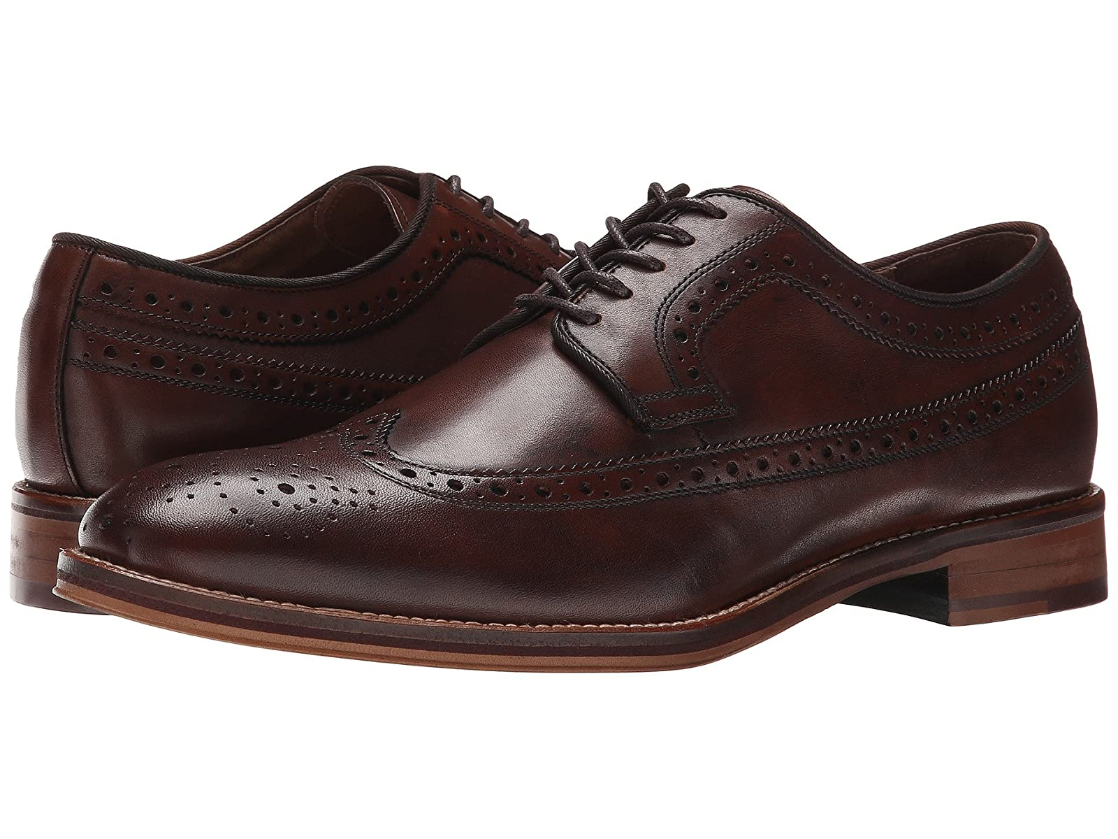 Johnston & Murphy Conard Causal Dress Wingtip OxfordAtmospheric grades have affordable shoes